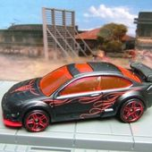 08 FORD FOCUS BERLINE HOT WHEELS 1/64 FOCUS 2008 - car-collector.net