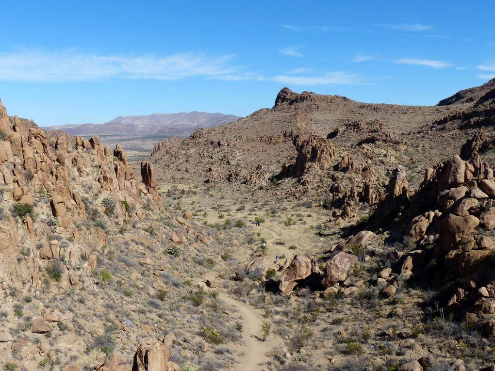 Presidio (Texas) Big Bend State Park et National Park, Seminole