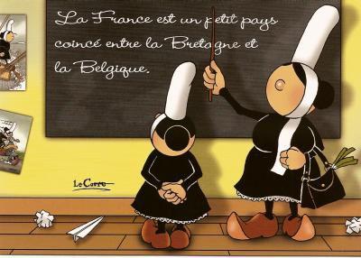 Ronde Bretagne-Belgique-Vendée !
