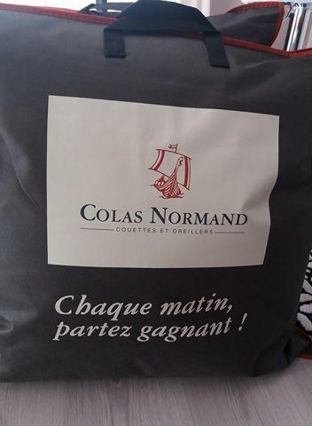 La couette ELLE & LUI de Colas Normand spéciale couple - Spéciale St Valentin !