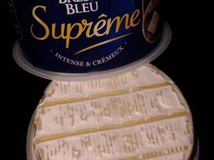 "Burger  ""Bresse bleu"""