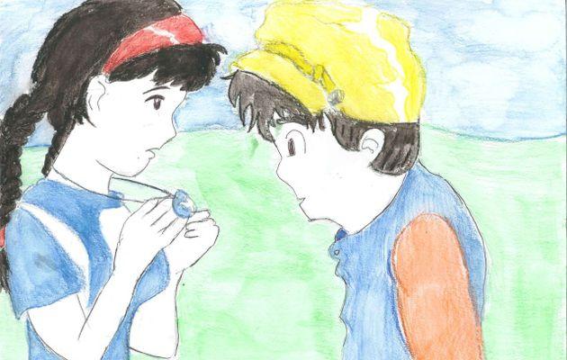 Concours Miyazaki : 1ère participation