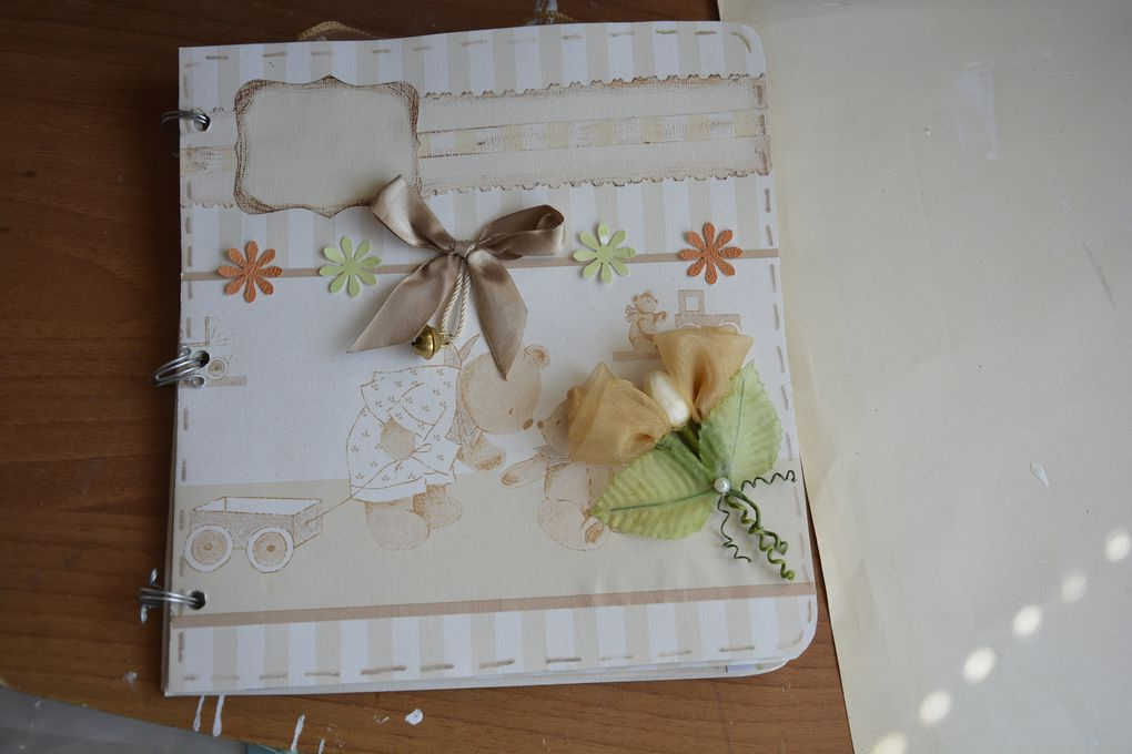 Tecnica: Scrapbooking super creativo