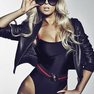 Femme - Blonde - Sexy - Lunettes - Picture- Free