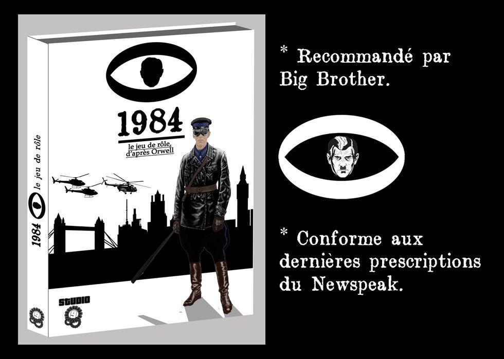 SORTIE DE 1984, LE JEU DE RÔLE !