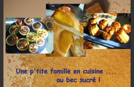 Petit Jeu Interblogs #3 : Quatre-quarts aux légumes...