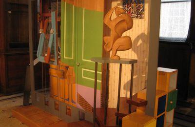 Le mobilier des 'Trente Glorieuses', musée des Arts et métiers