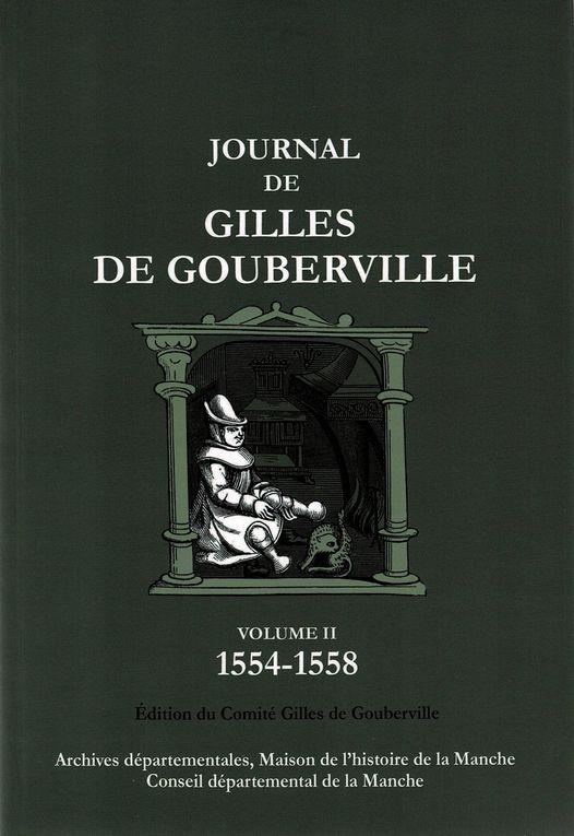 Le livre du mois Journal de Gilles de Gouberville