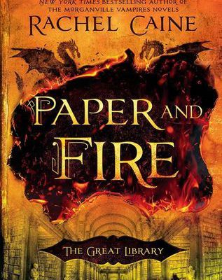 Read / Download Paper and Fire (The Great Library, #2) by Rachel Caine