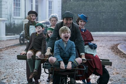 critique de LE RETOUR DE MARY POPPINS