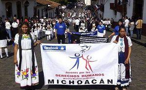 Großes Engagement für Menschenrechte in Mexiko