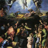 Raphael - Transfiguration du Christ - LANKAART
