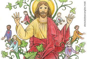 5° dimanche de Pâques B (Jean 15, 1-8) (DiMail 71)