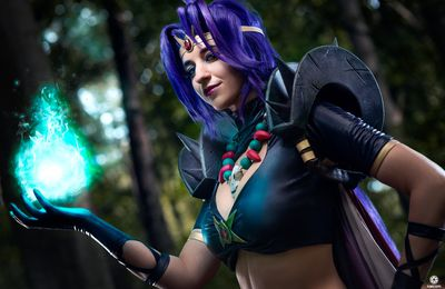 Parle-moi Cosplay #445,5 : Mito Lowe