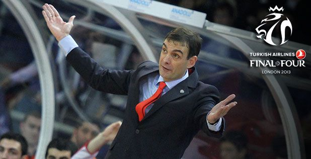 "Final Four - Georgios Bartzokas: ""Maybe CSKA was the best all season, and even maybe in the final"""