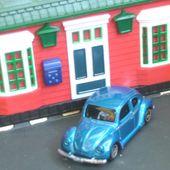 VW COX 1300 1/64 MAISTO SERIE FRESH - car-collector.net