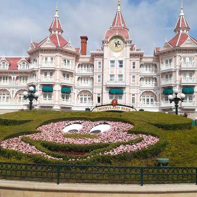 Journée à Disney, le paradis !