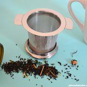 ... le filtre à thé de compèt', objectif réduction des déchets #4 - J'ai voulu tester...