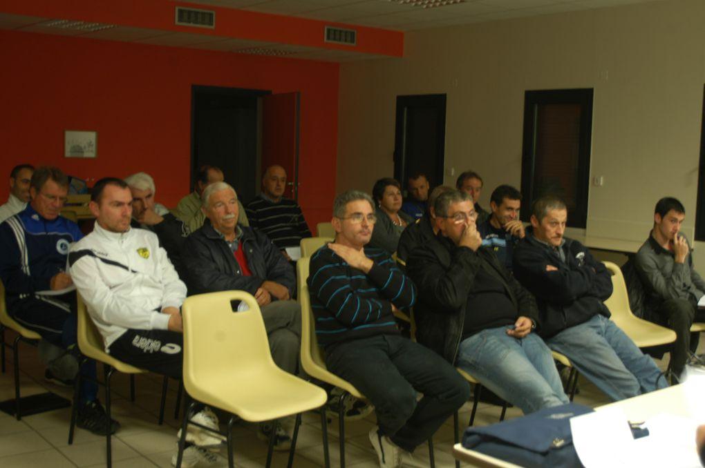 photos ASRGG pour la saison 2012-2012