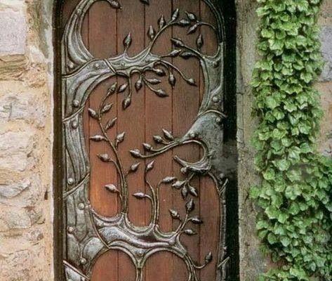 Belles portes....