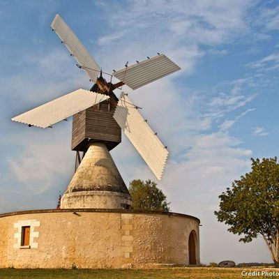 Top 15 des plus beaux moulins de France