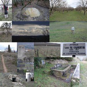 Dimanche 20 mars : Prochaine rando pédestre à Bégoux