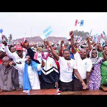 Kagame à Nyabihu. L'empereur cynique devant une population lucide.