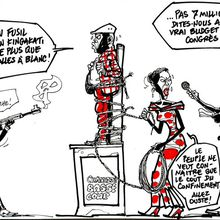 RDC: Jean-Marc Kabund sur la corde raide #1