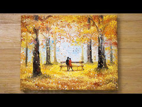 Peinture et coton tige