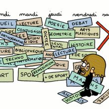 RYTHMES SCOLAIRES : MAIS D'OU VIENDRA LE FONDS D'AMORÇAGE