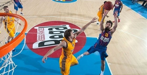 Top 16: Barcelone s'impose au bout du suspense
