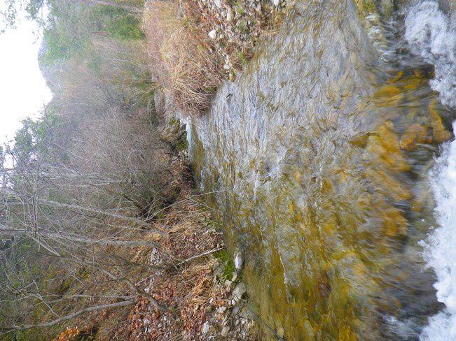 Les trois ruisseaux