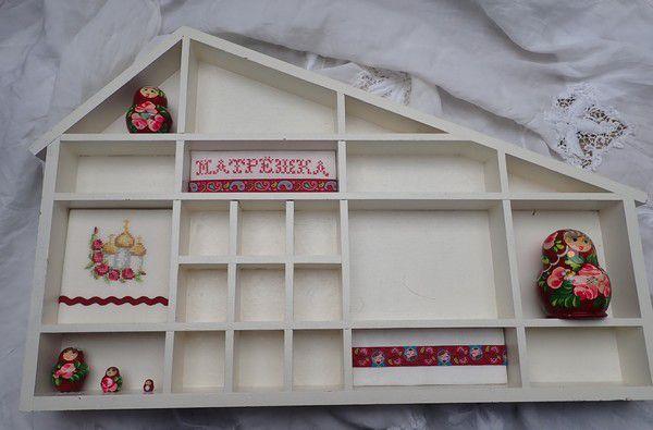 Casier Matriochka,, 2