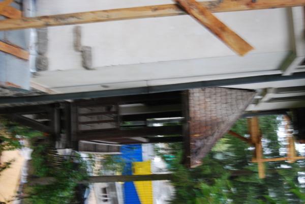 Pe urmele Arhitectului Paul SMARANDESCU Photos et dessins: E.CRIVAT (septembre 2008)