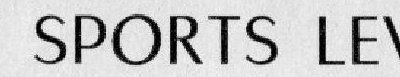 Jeux et sports levantins (1967) 5/6