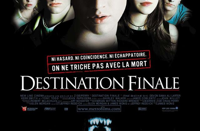 Critique Ciné : Destination Finale, quand l'avion saute...