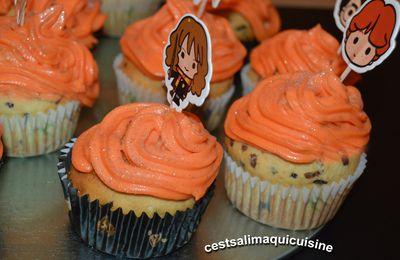 Cupcakes de Safia