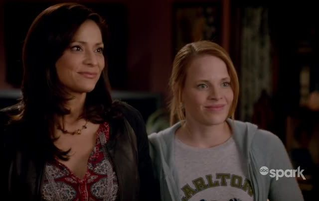 Critiques Séries : Switched at Birth. Saison 3. Episode 5. Have You Really the Courage ?