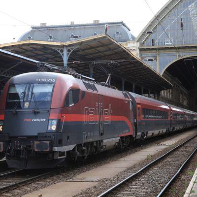 Le matériel moteur des chemins de fer autrichien
