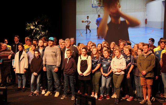 Le Centre Equestre PALM de La Rochelle à l'honneur à la soirée des trophées Sport Passion 2018