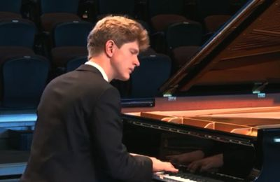 Wonderful  Frédéric Chopin  Jan Lisiecki the great.  Octobre 2020