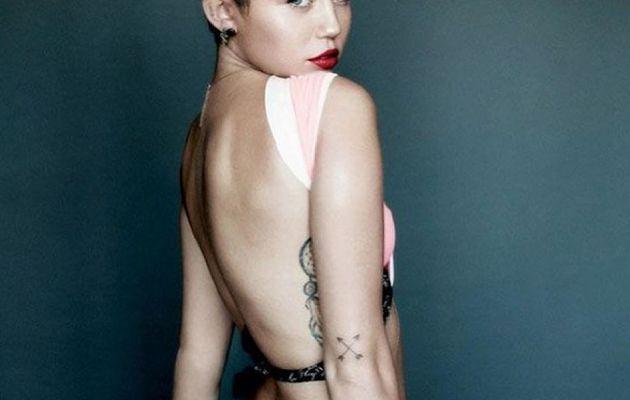 Miley Cyrus : bon buzz, jolie hypocrisie