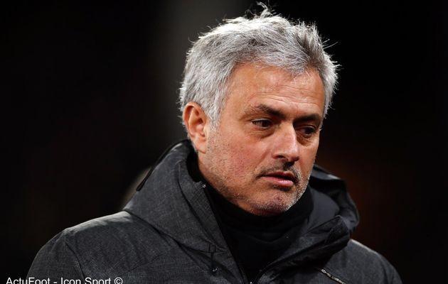 Mourinho minimise l'élimination de Manchester