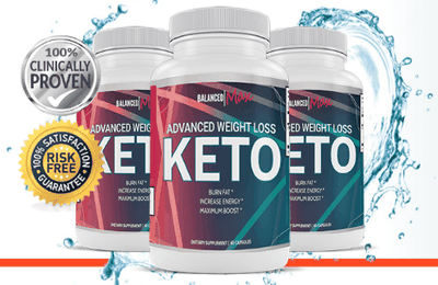Balanced Max Keto – Boost Metabolism, Achieve Ketosis & Burn Fat!