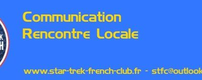 Rencontre Star Trek French Club LYON