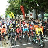 Cyclisme - Gannat (Allier), ville départ sur le prochain Paris-Nice