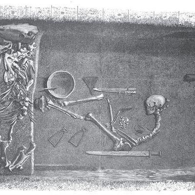 Analyse génétique : Le chef Viking était en réalité… une femme.