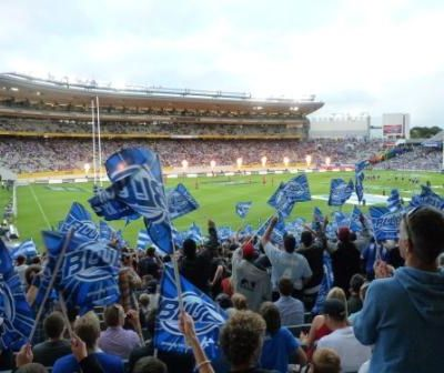 Blues vs Crusaders