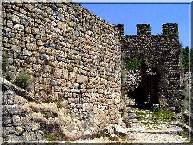 Diaporama château de Ventadour à Meyras