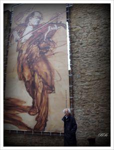 Claude WEISBUCH au château de Malbrouck à Manderen jusqu'au 16 décembre 2012
